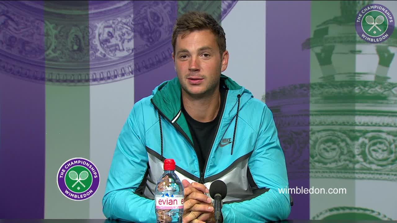 Marcus Willis first round press conference