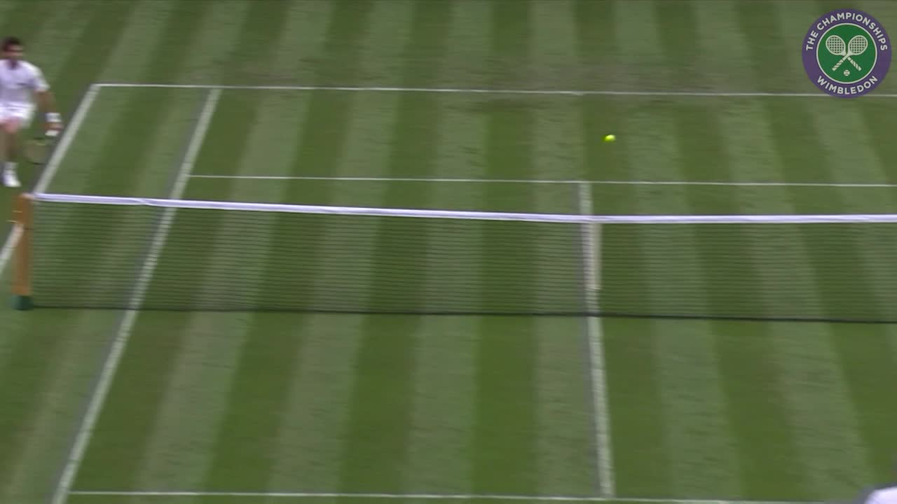 2016, Day 1 Highlights, Roger Federer vs Guido Pella