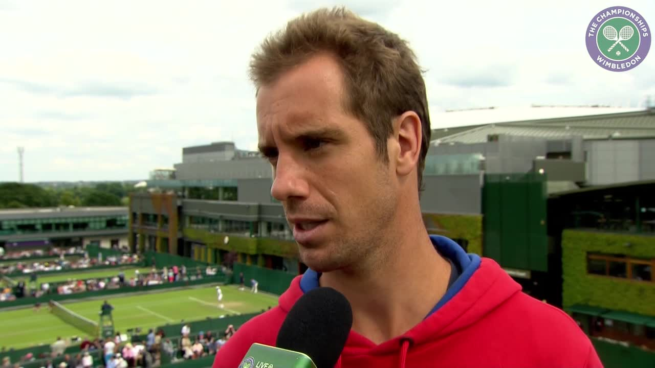 Gasquet boosted by win over Bedene