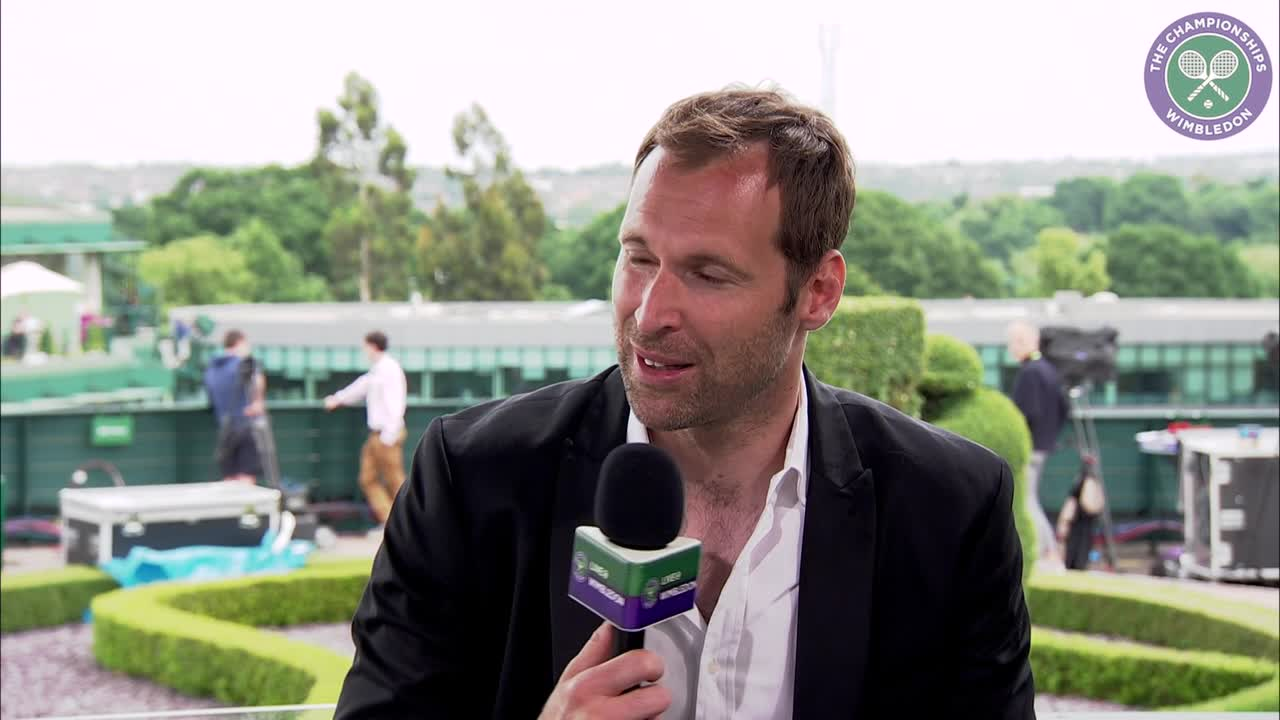 Footballer Petr Cech disappointed after Stepanek defeat