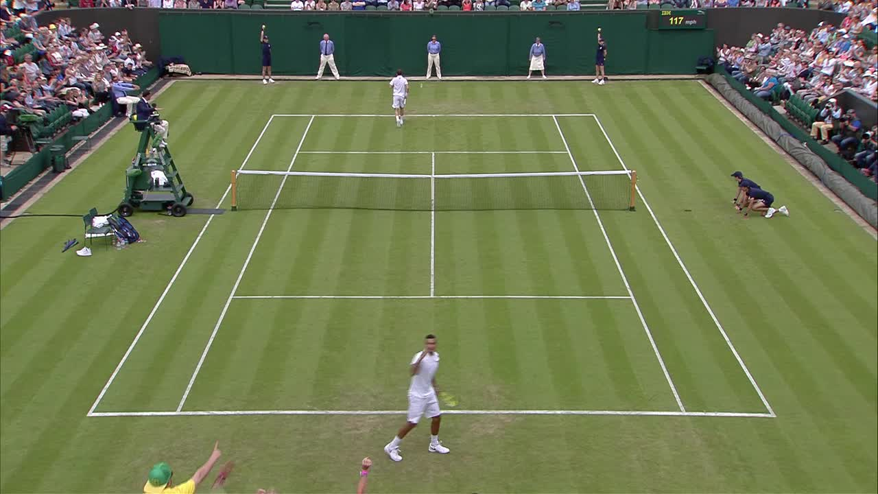 HSBC Play of the Day - Nick Kyrgios