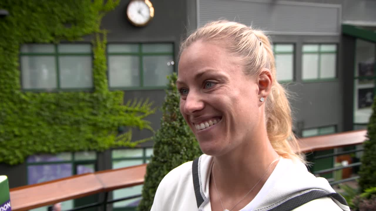 The If series - Angelique Kerber