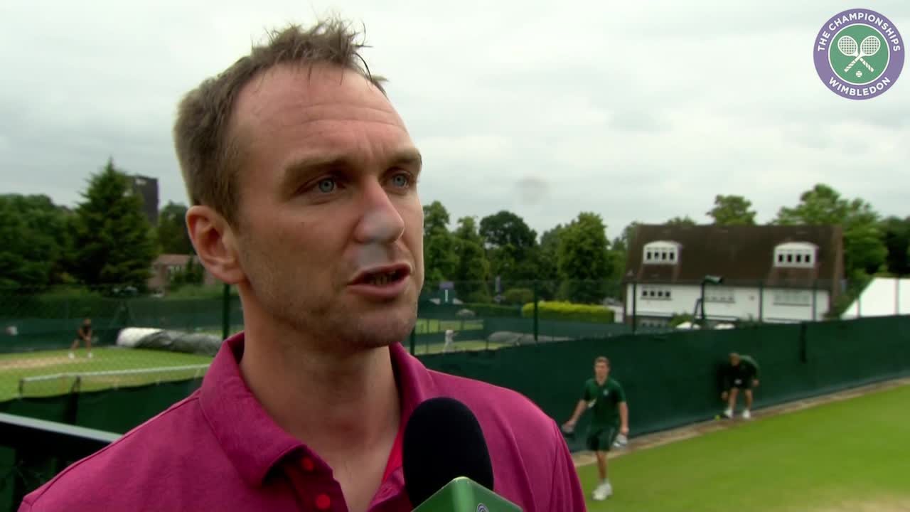 Marcus Willis' coach not surprised by Brit's success