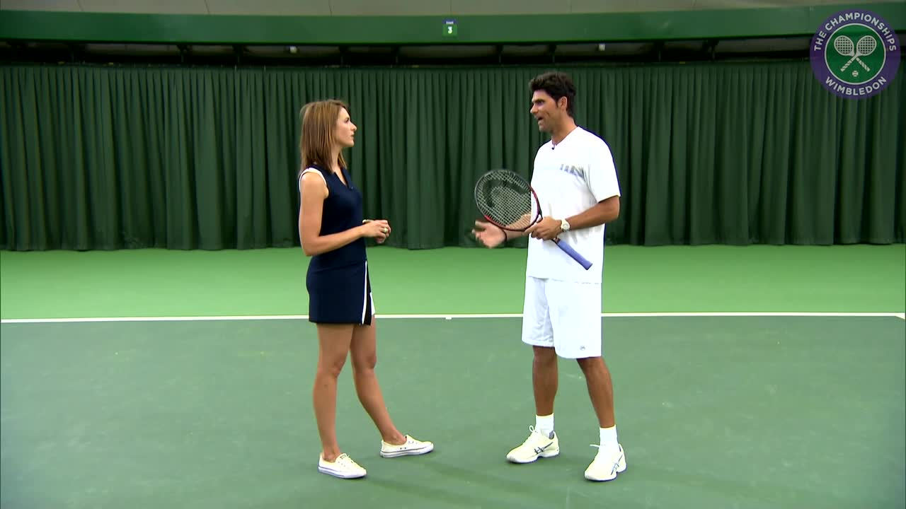 Coaching Corner - Novak Djokovic