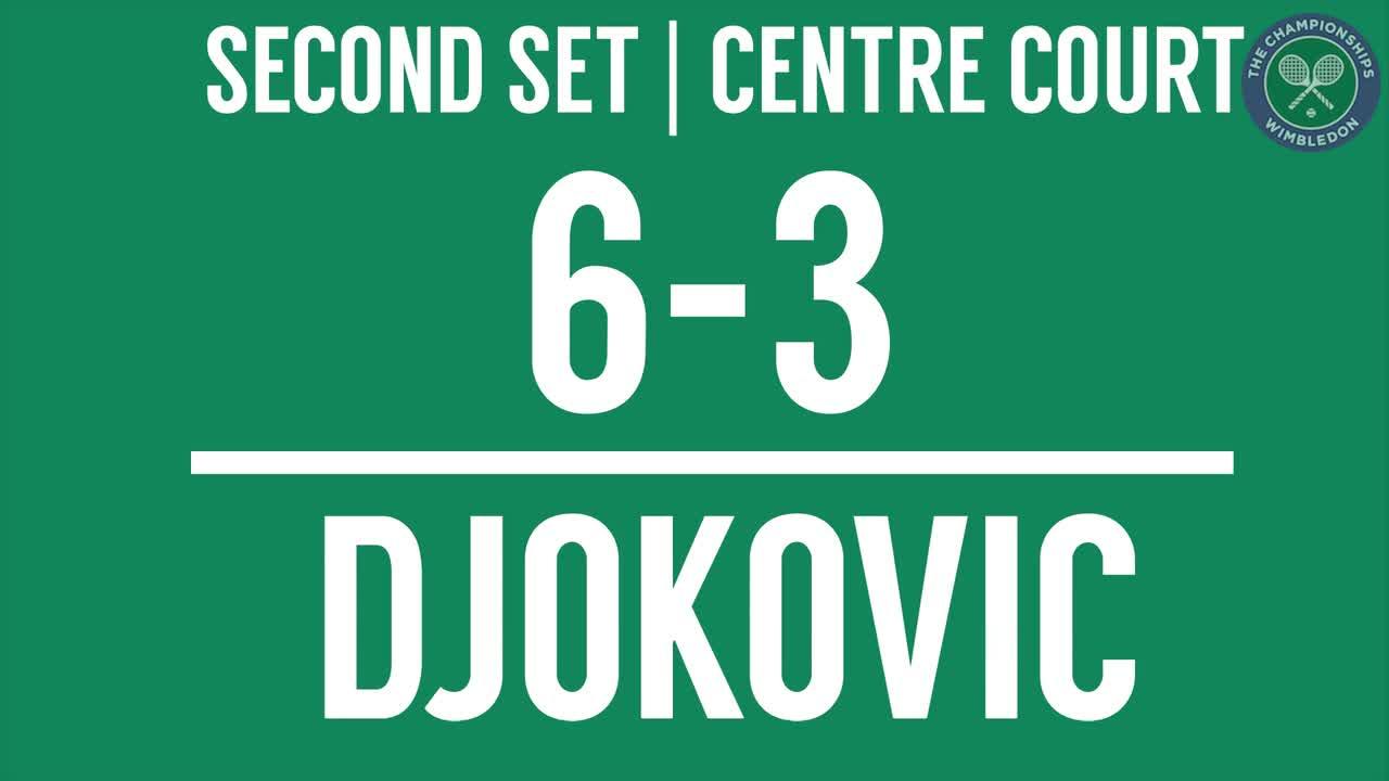 2016, Day 3 Highlights, Novak Djokovic vs Adrian Mannarino
