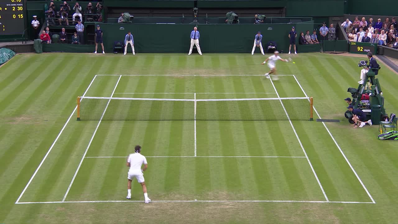HSBC Play of the Day - Marcus Willis
