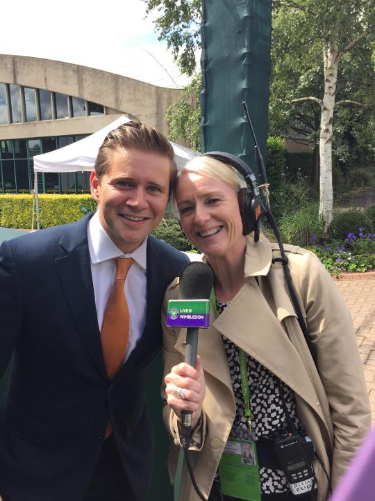 Sonja McLaughlan catches up with Downton Abbey actor Allen Leech