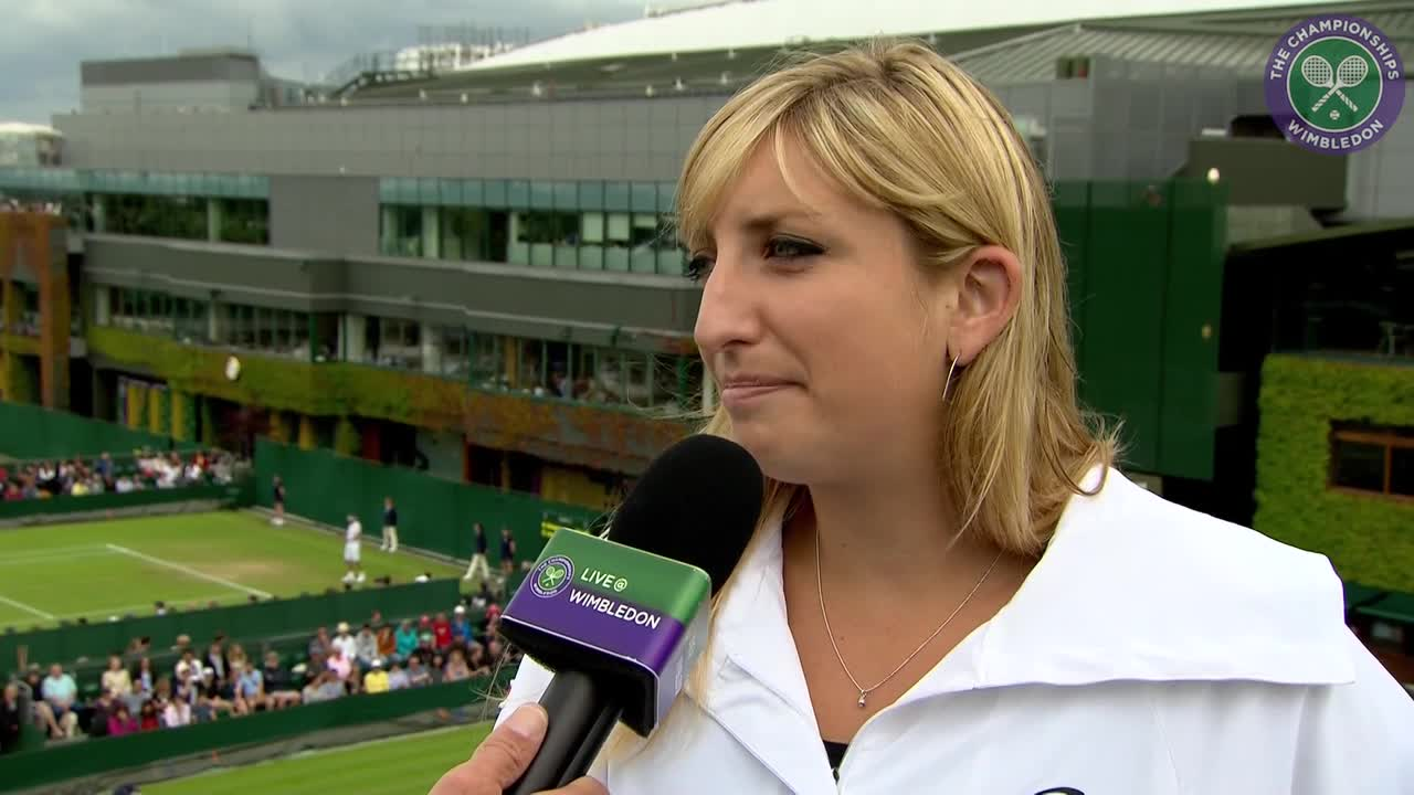 Timea Bacsinszky cruises into second round after rain interrupted match