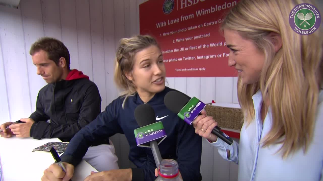 Bouchard relieved to get past Konta
