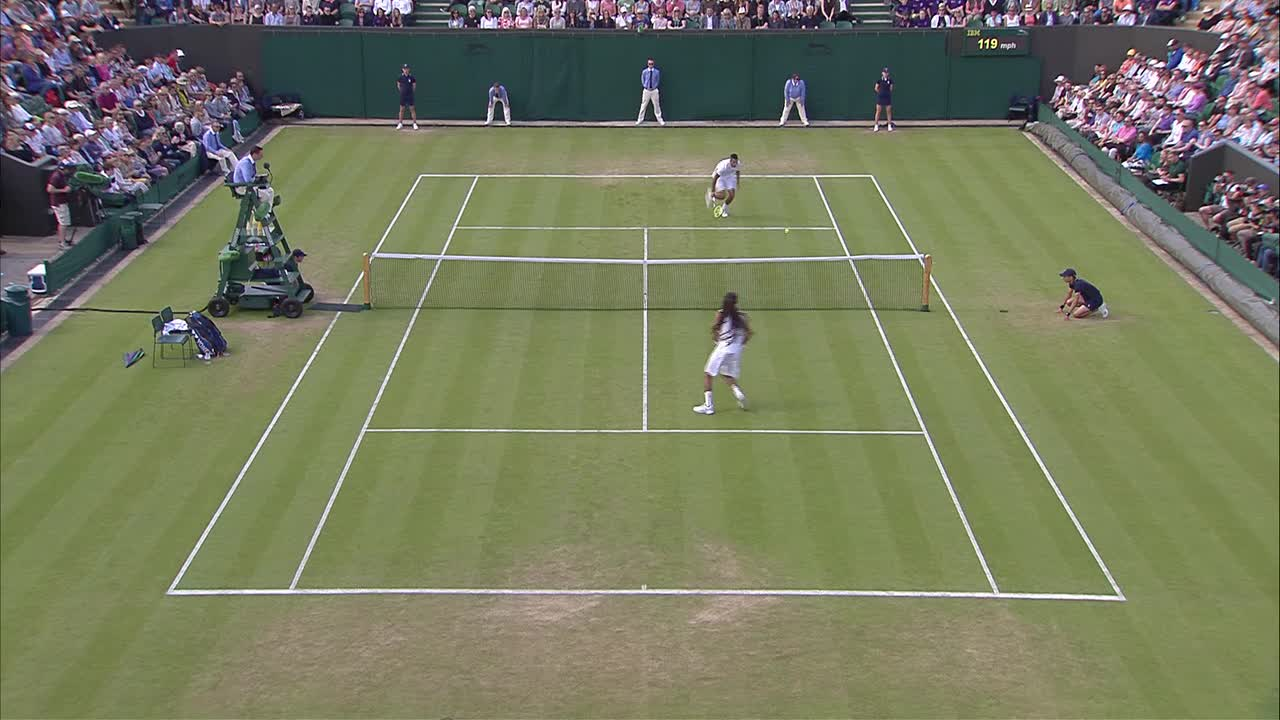 HSBC Play of the Day - Dustin Brown