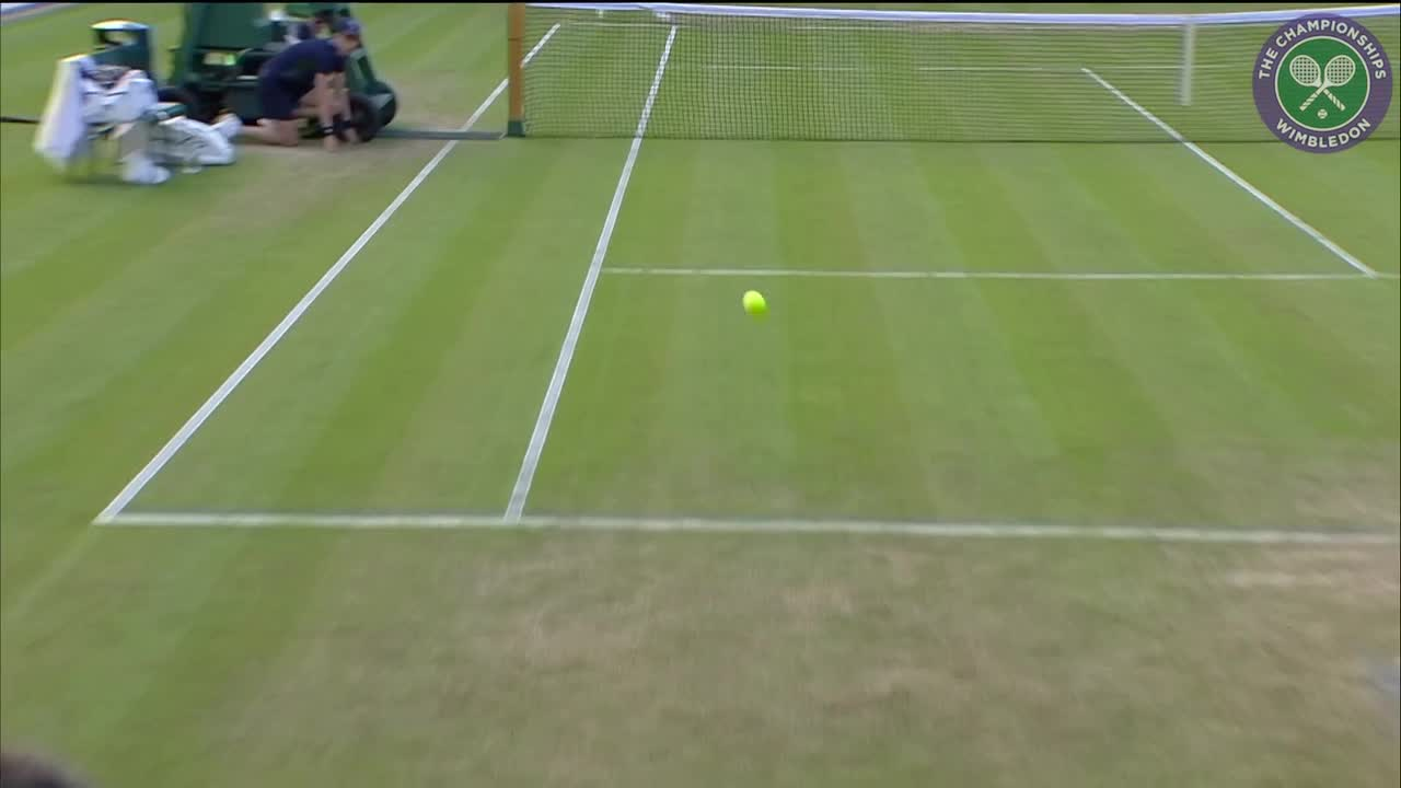 2016, Day 5 Highlights, Roger Federer vs Dan Evans