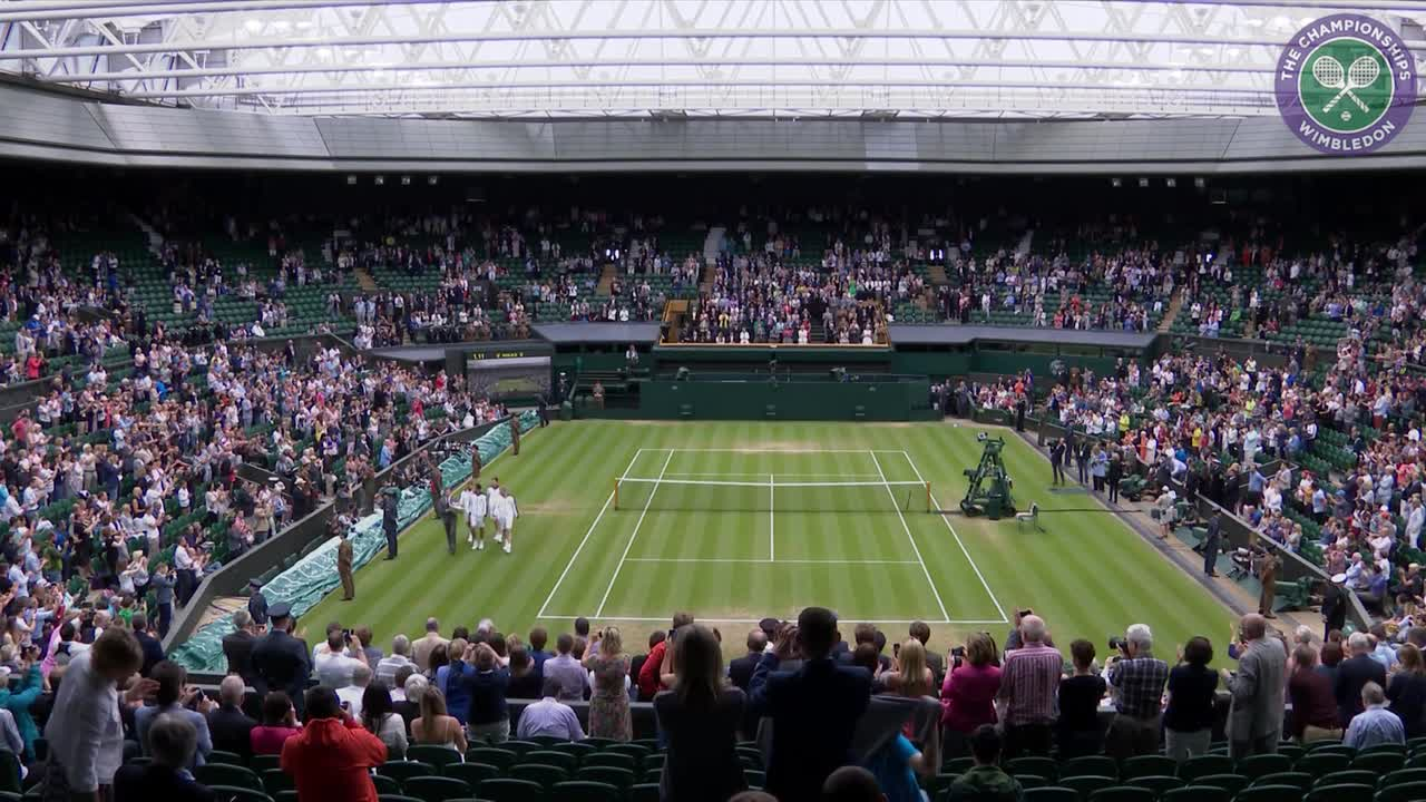 GB Davis Cup team saluted by Centre Court crowd