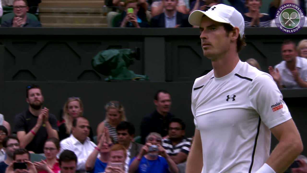 Wimbledon in numbers - Day 6