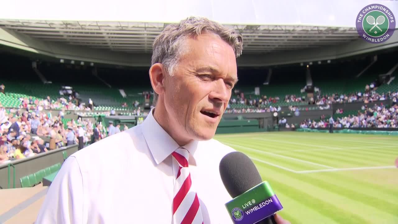 The secret behind Wimbledon's immaculate grass courts
