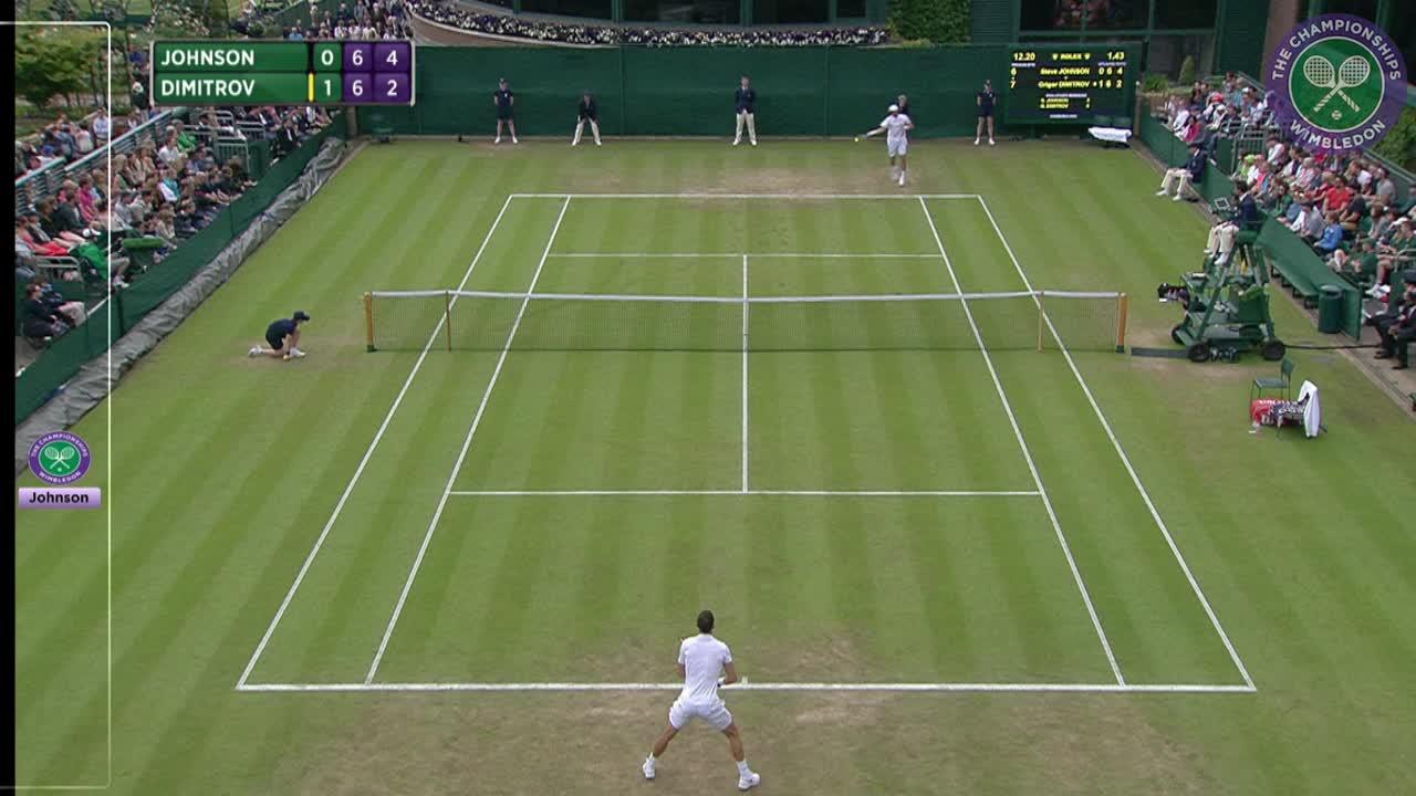 What Steve Johnson needs to do to upset Federer