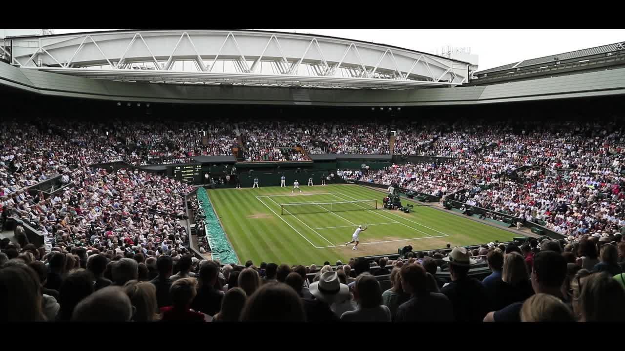 Fourth of July at Wimbledon