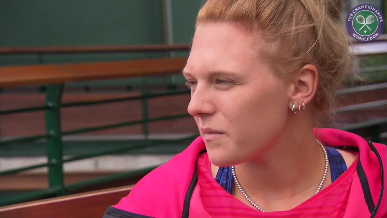 Jordanne Whiley looking to claim inaugural Ladies' Wheelchair Singles title