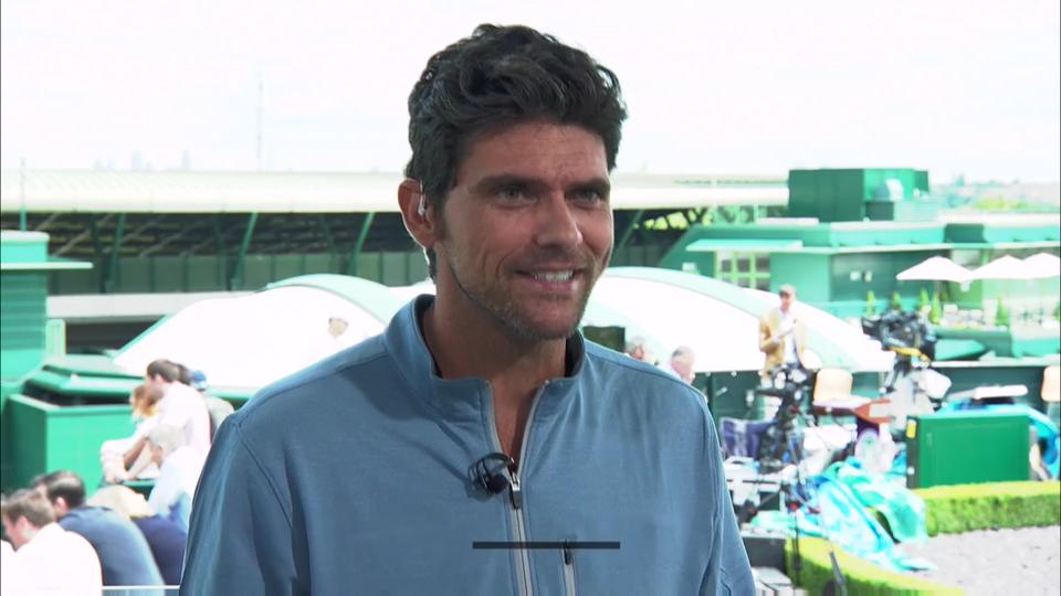 Mark Philippoussis gives his view after Nick Kyrgios' exit