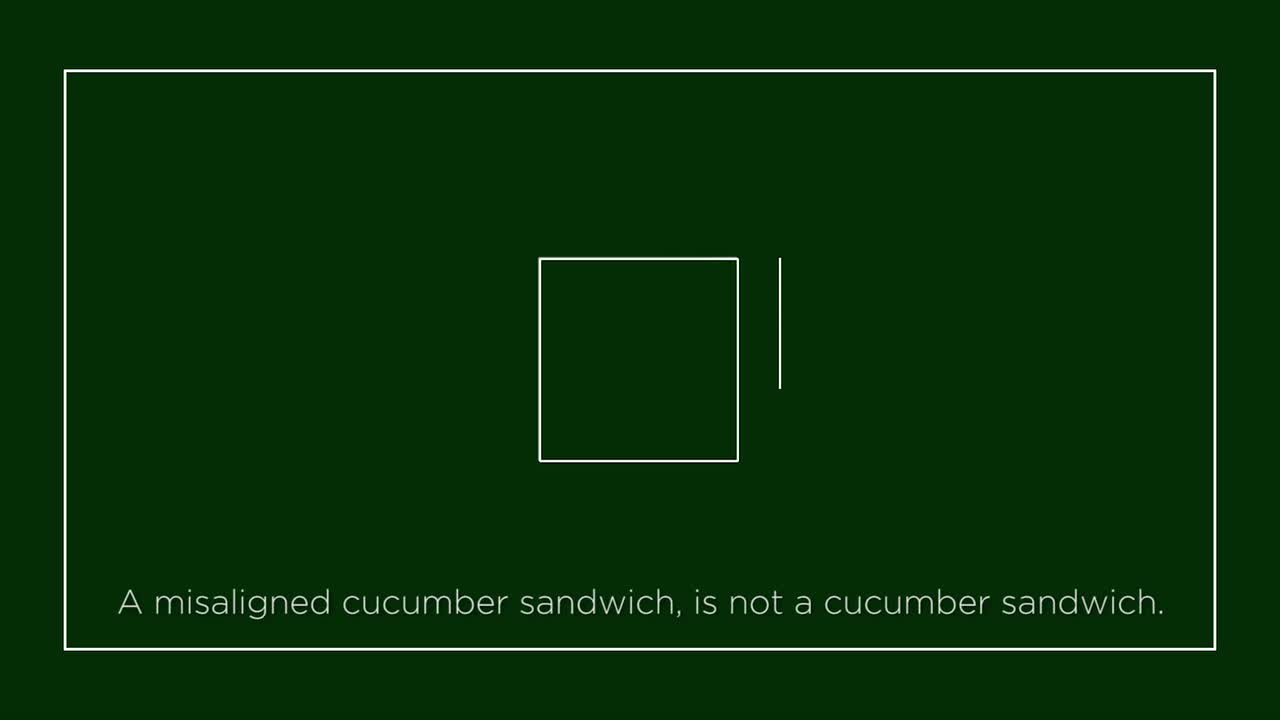 Wimbledon Weekend: The Cucumber Sandwich