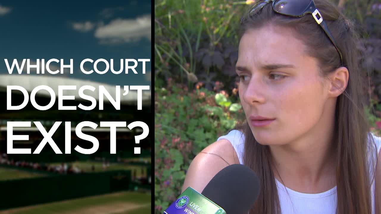 Taste of Wimbledon - Robinsons quiz