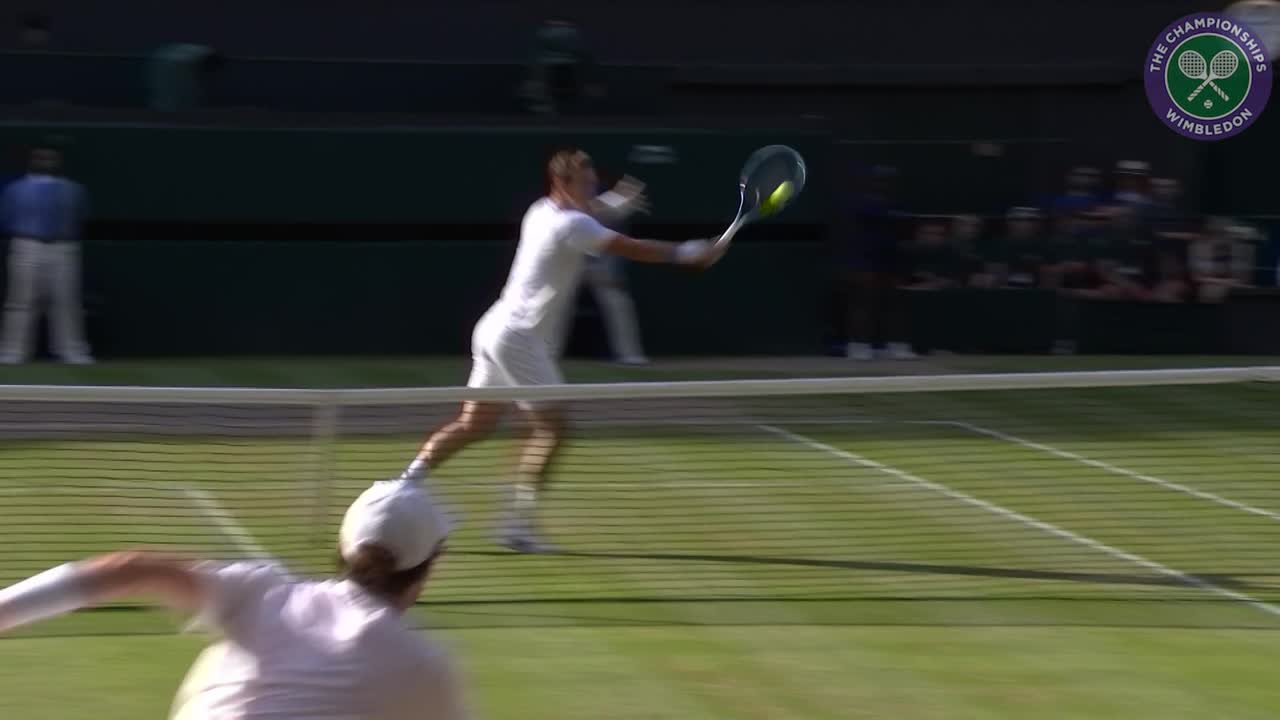2016, Day 11 Highlights, Andy Murray vs Tomas Berdych