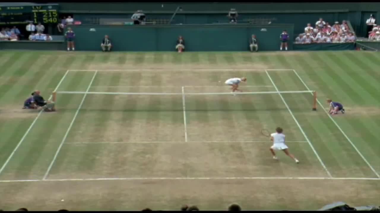 #MartinaAt60: Relive Navratilova's nine Wimbledon titles