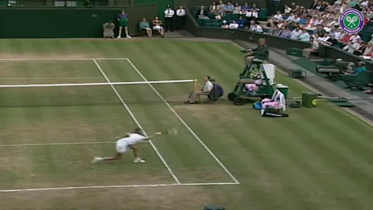 Wimbledon's Christmas Countdown: Day 10, Fernandez/Zvereva v Novotna/Sanchez-Vicario