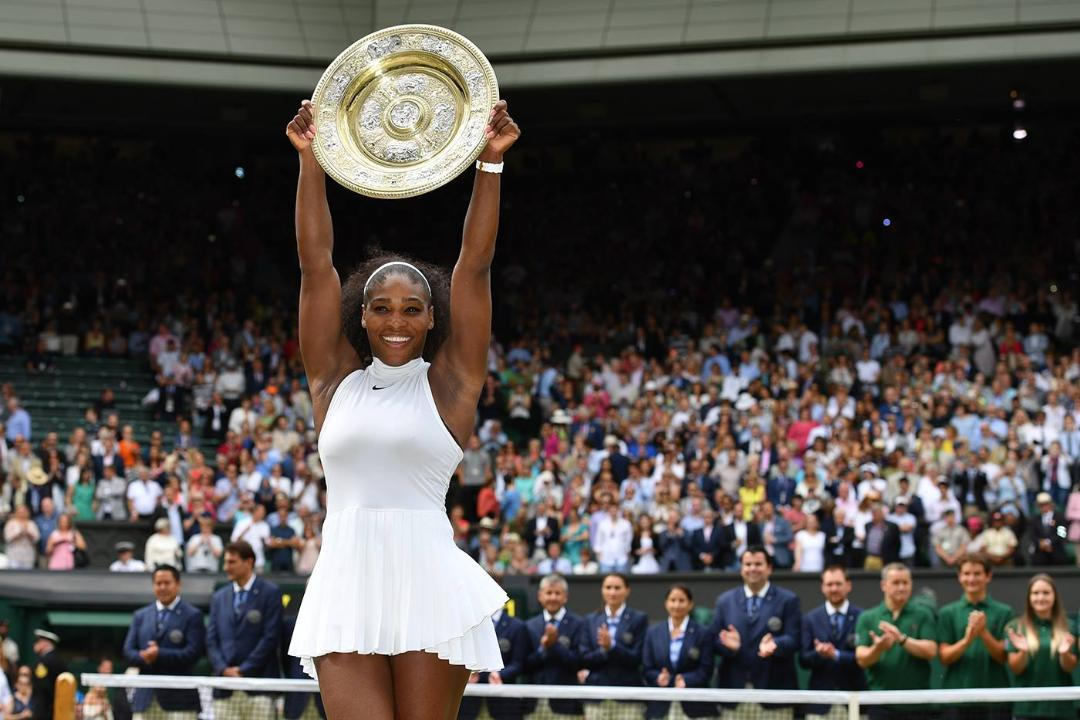 Serena's 23 Grand Slam titles