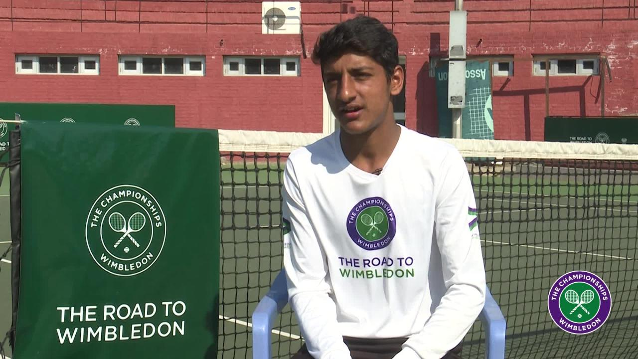 Road to Wimbledon India: Krishan's Pursuit