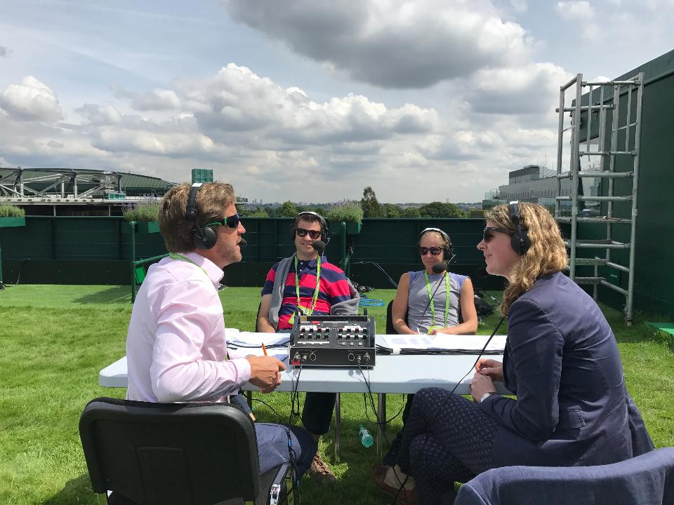 The Wimbledon Radio Channel Preview Podcast - Draw Reaction