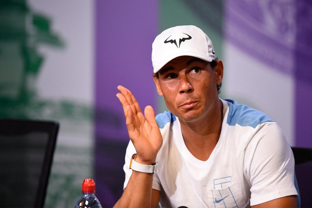 The Wimbledon Radio Channel Preview Podcast - Draw Reaction with Nadal and Kerber