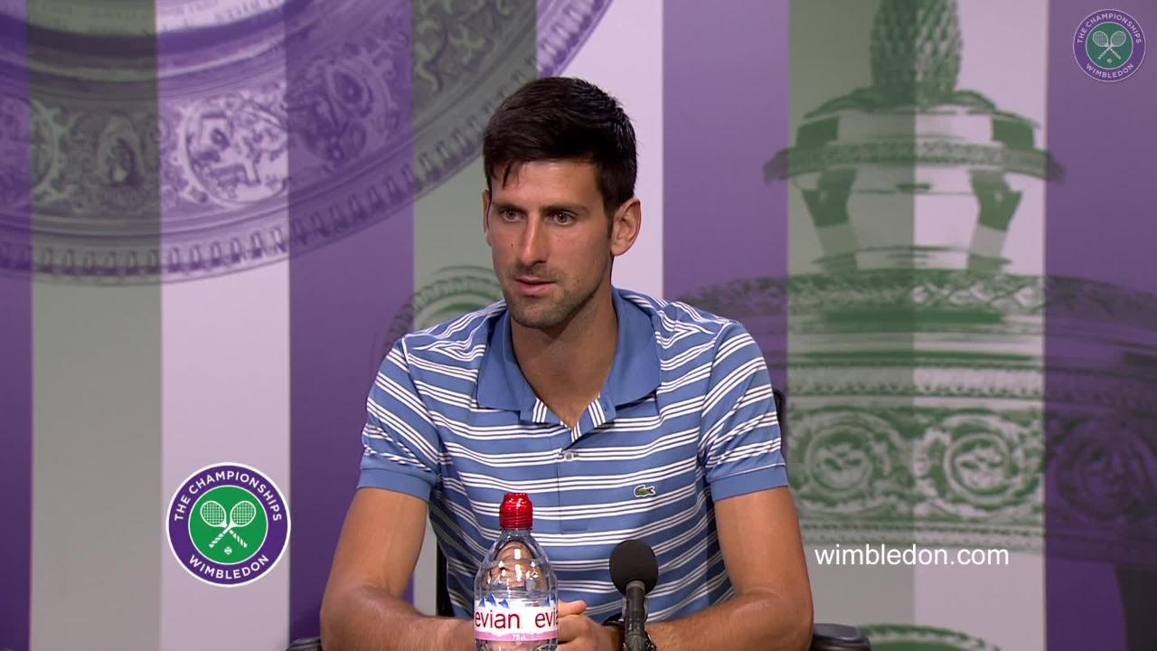Djokovic confident after Eastbourne win