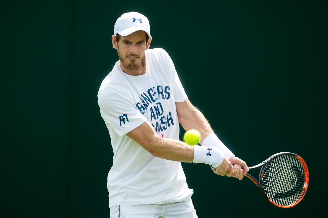 The Wimbledon Radio Channel Preview Podcast - Draw Reaction with Andy Murray