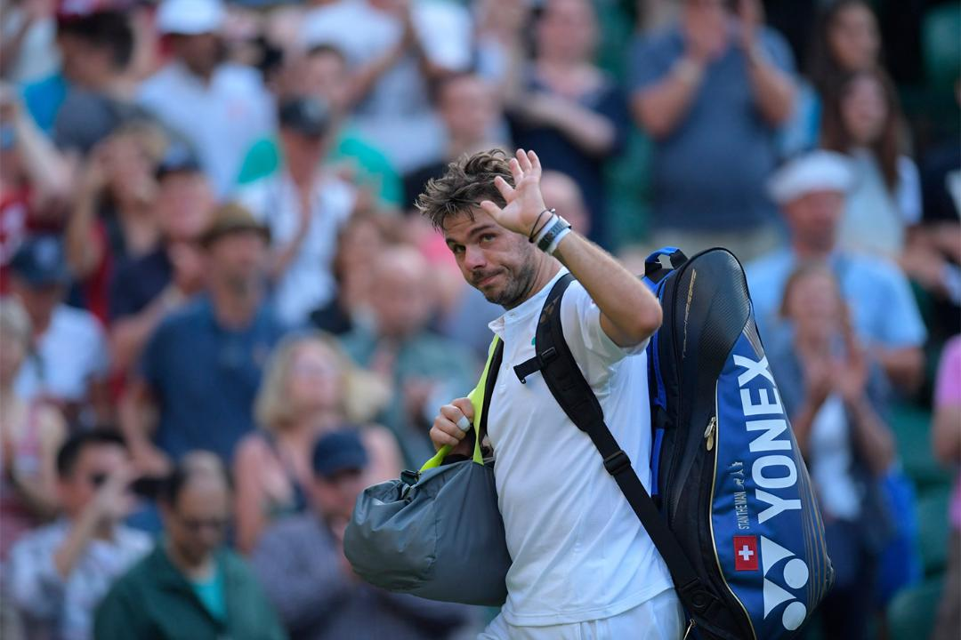 The Wimbledon Radio Channel Podcast - Day 1 Review
