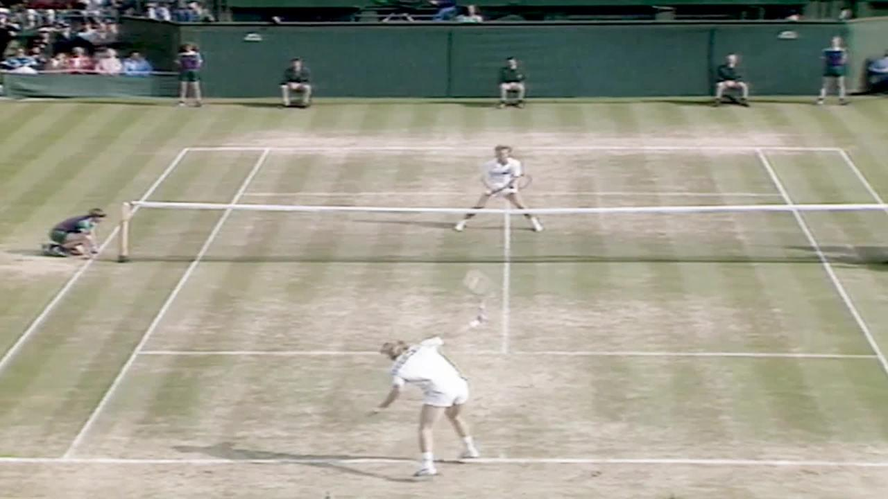 On This Day: McEnroe, Edberg & Sampras win