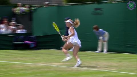 HSBC Play of the Day - Daria Gavrilova
