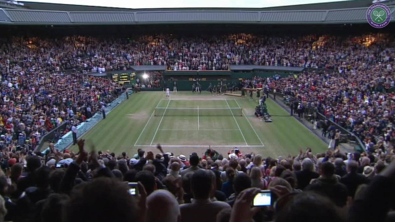 My Wimbledon Memory: Rafael Nadal