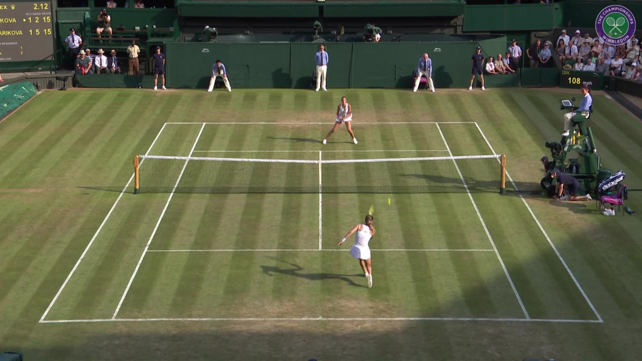HSBC Play of the Day - Magdalena Rybarikova