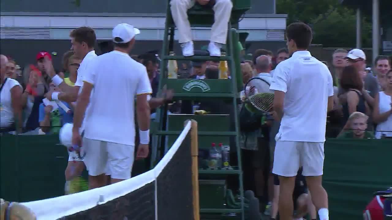 Doubles: Herbert/Mahut survive four-set test