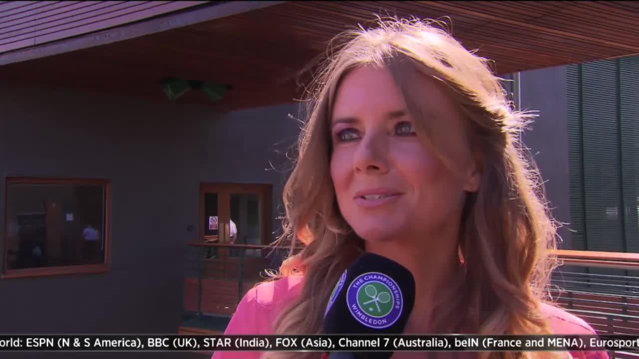 The Wimbledon Channel: Daniela Hantuchova Interview
