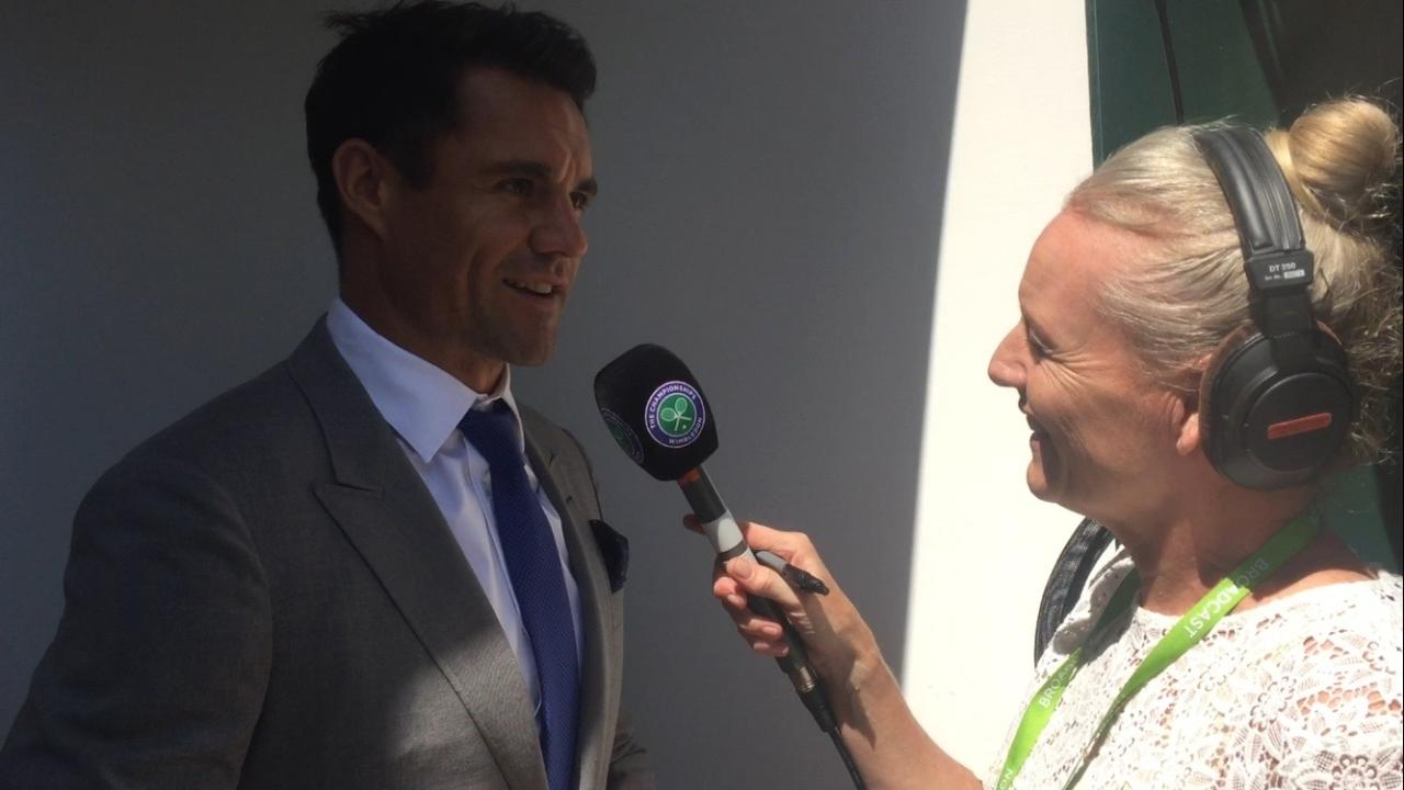 All Blacks legend Dan Carter talks to Sonja McLaughlan