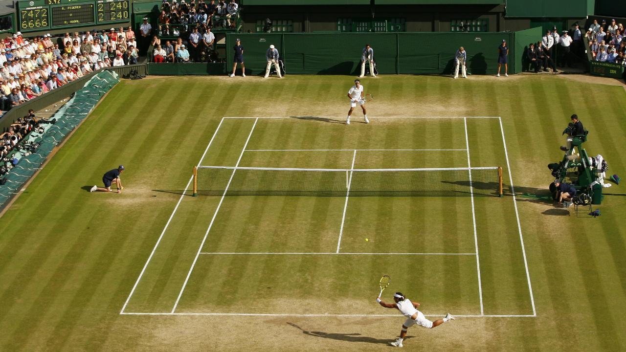 2007 Golden Moment - Federer v Nadal