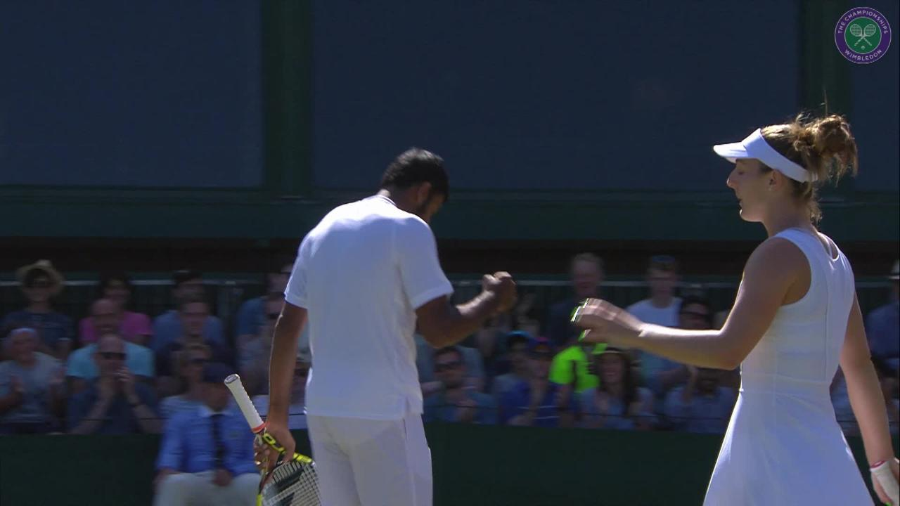 HSBC Play of the Day - Rohan Bopanna