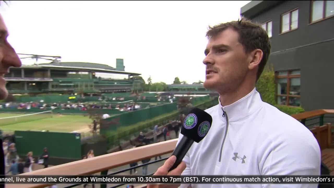 Jamie Murray on mixed doubles partnership with Martina Hingis