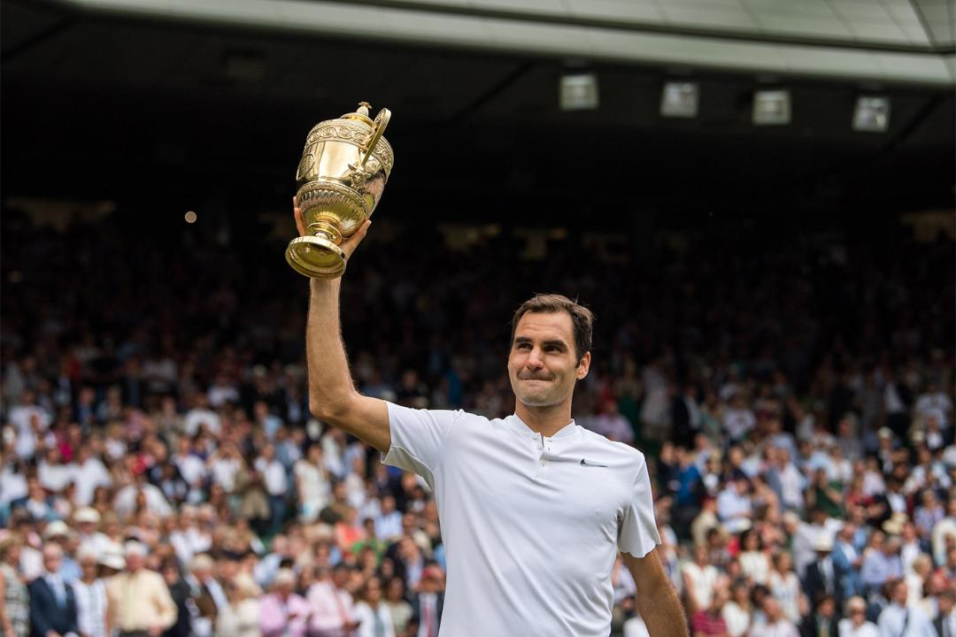 The Wimbledon Radio Channel Podcast - Federer's Historic 8th Title