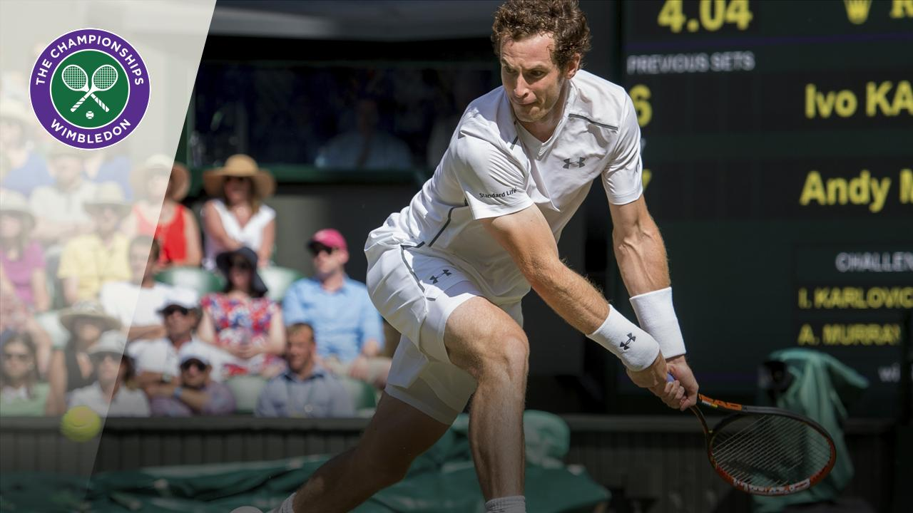 Throwback Thursday: Murray's lobbing masterclass