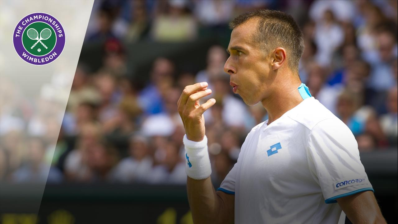 Throwback Thursday: Rosol's 35-second game