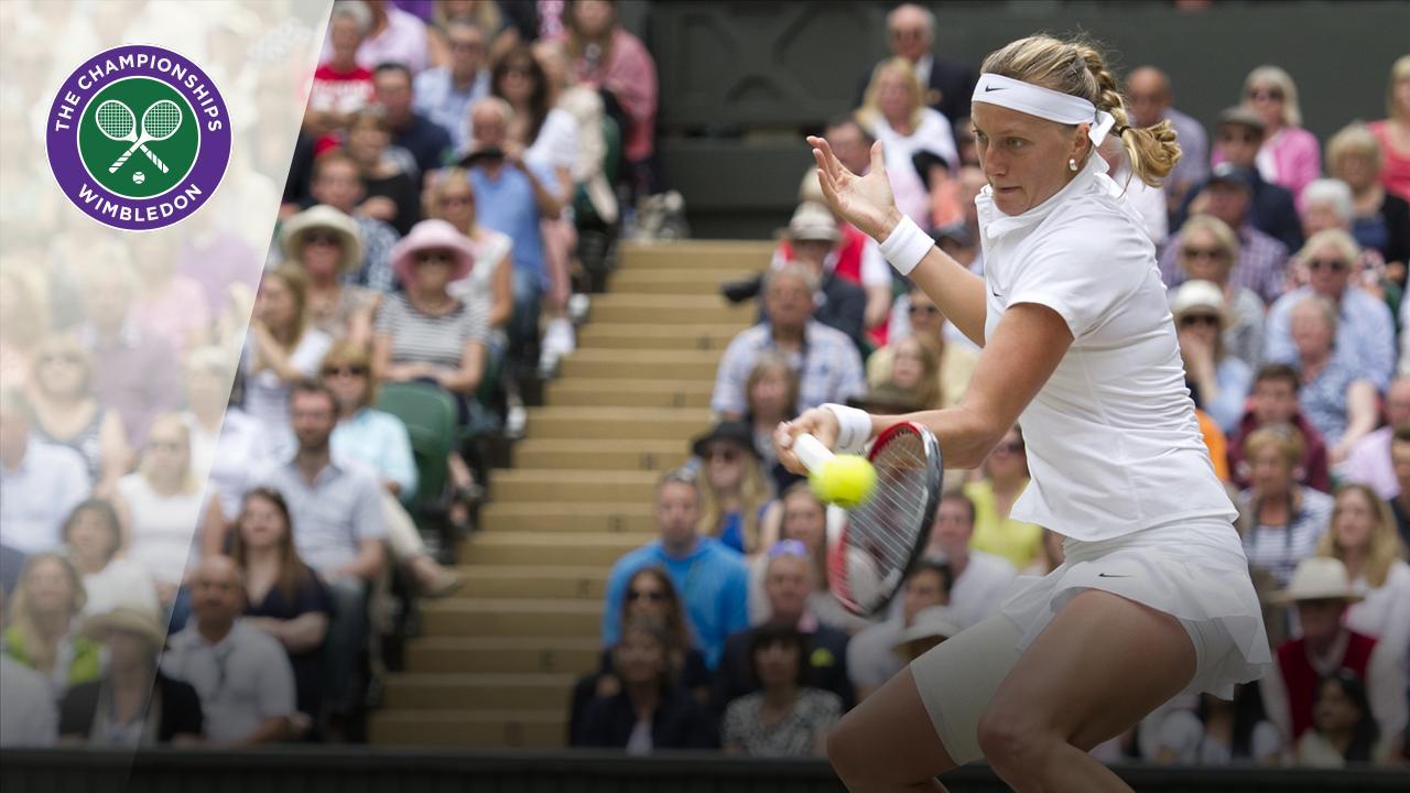 Throwback Thursday: Kvitova's 28 final winners