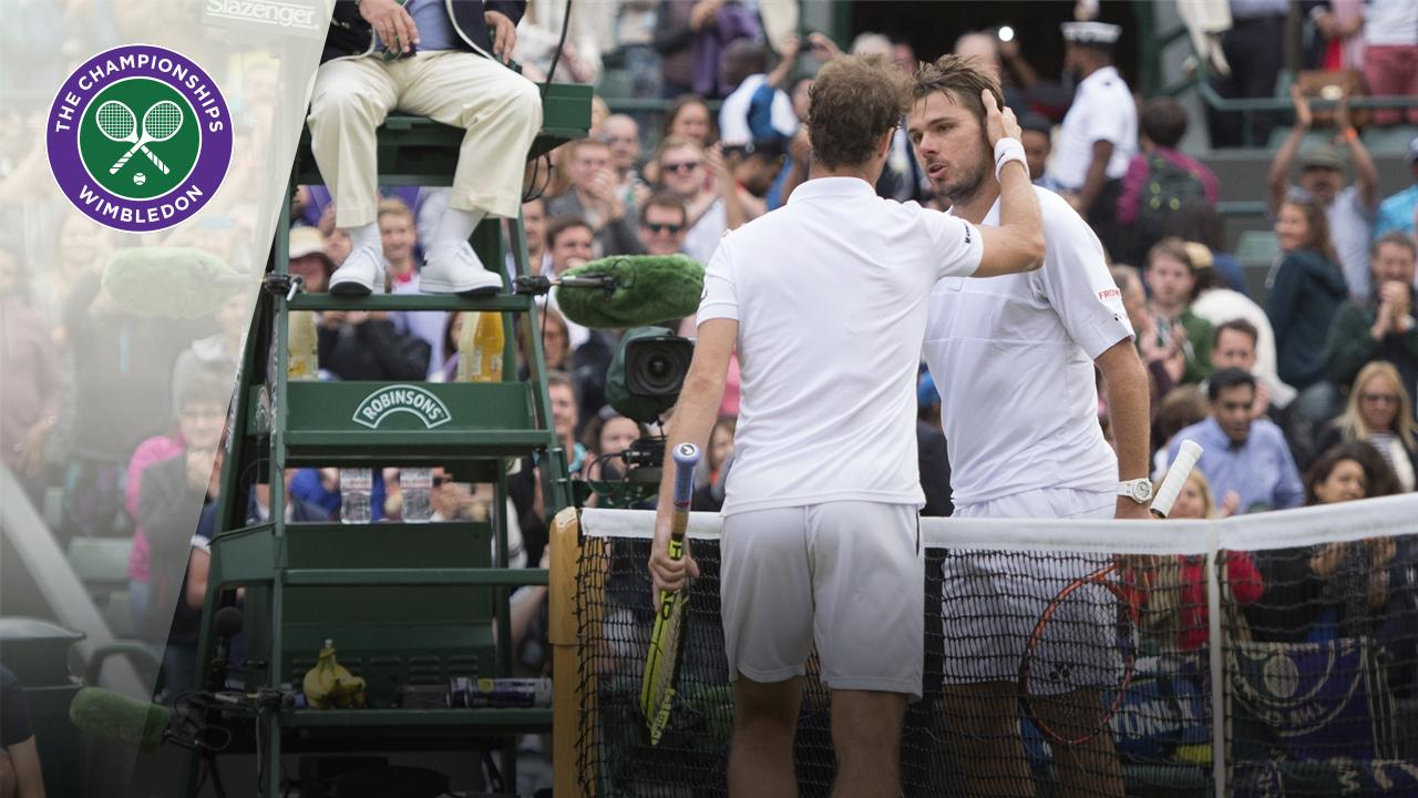 Throwback Thursday: Gasquet and Wawrinka's Battle of the Backhands