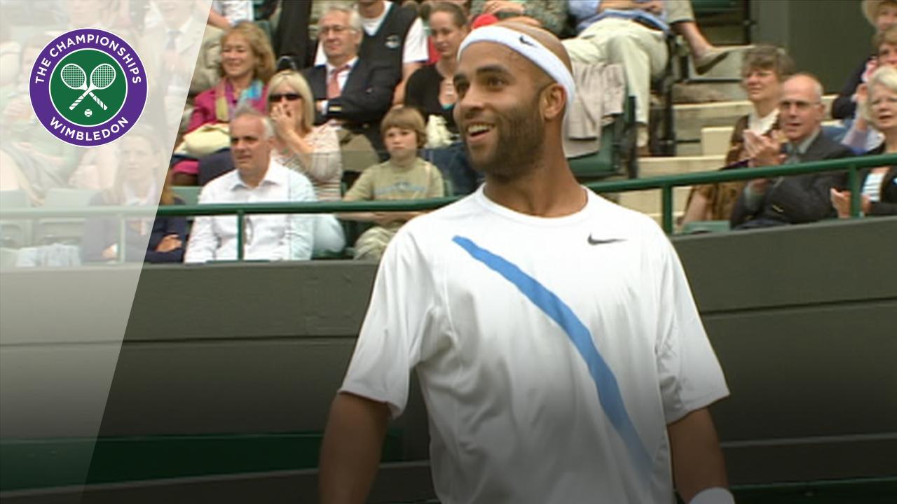 Throwback Thursday: The luckiest Wimbledon shot ever?